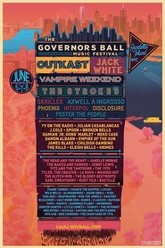 The Strokes Live at Governors Ball 2014 Trailer
