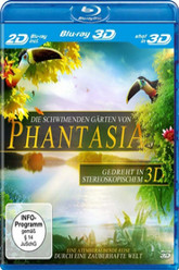 The Swimming Garden Of Phantasia 3D Trailer