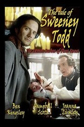 The Tale of Sweeney Todd Trailer