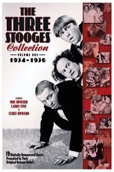 The Three Stooges Collection 1934-1936 Trailer