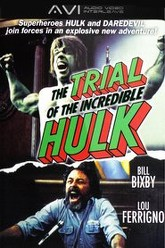 The Trial of the Incredible Hulk Trailer