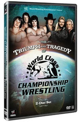 The Triumph and Tragedy of World Class Championship Wrestling Trailer