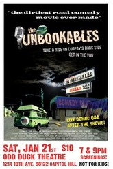 The Unbookables Trailer