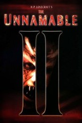 The Unnamable II: The Statement of Randolph Carter Trailer