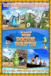 The Voyages of Young Doctor Dolittle Trailer
