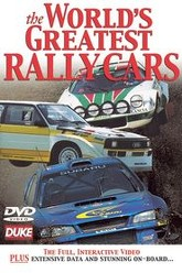 The World's Greatest Rally Cars Trailer
