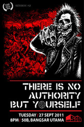 There Is No Authority But Yourself Trailer