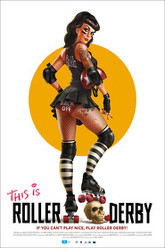 This is Roller Derby Trailer