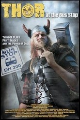 Thor at the Bus Stop Trailer
