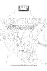 Threat Level Midnight: The Movie (A Michael Scott Joint) Trailer