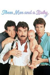 Three Men and a Baby Trailer