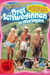 Three Swedish Girls in Upper Bavaria Trailer