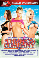 Three's Cumpany Trailer
