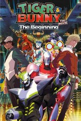 Tiger & Bunny: The Beginning Trailer