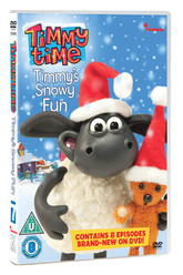 Timmy Time: Timmy's Snowy Fun Trailer