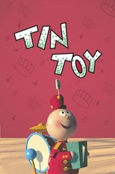 Tin Toy Trailer