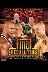 TNA Final Resolution January 2008 Trailer