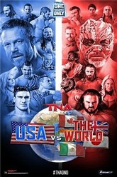 TNA One Night Only: Global Impact: USA vs The World 2015 Trailer