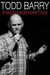 Todd Barry: The Crowd Work Tour Trailer