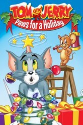 Tom and Jerry: Paws for a Holiday Trailer