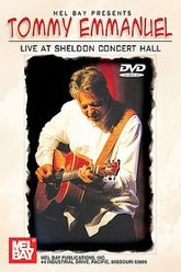 Tommy Emmanuel Live at Sheldon Concert Hall Trailer