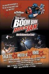Tony Hawk's Boom Boom Huck Jam North American Tour Trailer