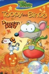 Toopy and Binoo - Pumpkin Party Trailer