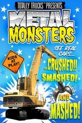 Totally Trucks Metal Monsters Trailer