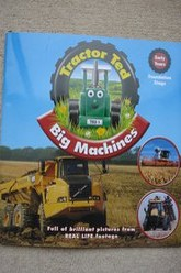Tractor Ted Big Machines Trailer