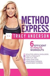Tracy Anderson: Method Express Trailer