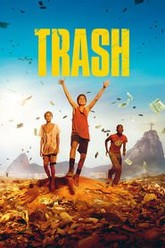 Trash Trailer