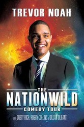 Trevor Noah: The Nationwild Comedy Tour Trailer