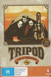 Tripod Live at Woodford Trailer