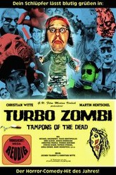 Turbo Zombi - Tampons of the Dead Trailer