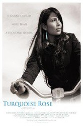 Turquoise Rose Trailer