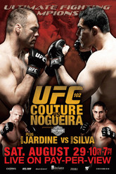UFC 102: Couture vs. Nogueira Trailer