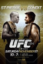 UFC 154: St-Pierre vs. Condit Trailer