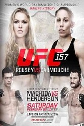 UFC 157: Rousey vs. Carmouche Trailer