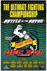 UFC 16: Battle In The Bayou Trailer