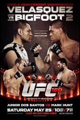 UFC 160: Velasquez vs Bigfoot 2 Trailer
