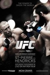 UFC 167: St-Pierre vs. Hendricks Trailer
