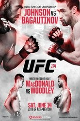 UFC 174: Johnson vs. Bagautinov Trailer