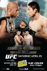 UFC 186: Johnson vs. Horiguchi Trailer