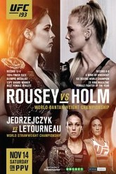 UFC 193: Rousey vs. Holm Trailer