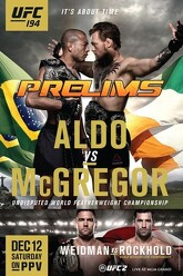 UFC 194: Aldo vs McGregor Prelims Trailer