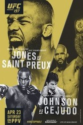 UFC 197: Jones vs. Saint Preux Trailer