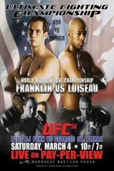 UFC 58: USA vs. Canada Trailer