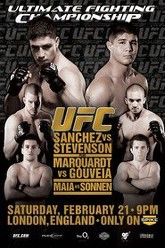 UFC 95: Sanchez vs Stevenson Trailer
