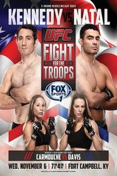 UFC: Fight For The Troops 3 Trailer