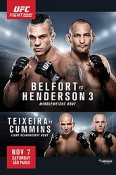 UFC Fight Night: Belfort vs. Henderson 3 Trailer